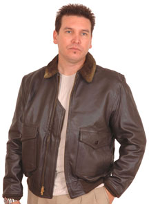 Our Version of the Underworld Trench from the Top Gun movie Theme leather jacket