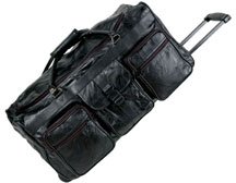 HS2090 Leather Travel Bag